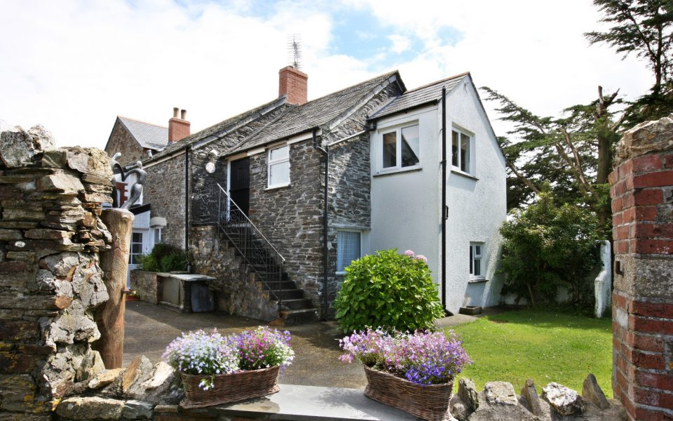 Cornish holiday cottage in North Cornwall
